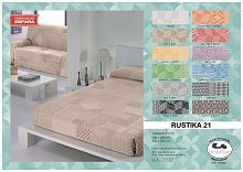 Покрывало-плед Umbritex Rustica21 linen
