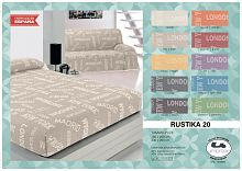Покрывало-плед Umbritex Rustica20 linen