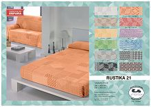 Покрывало-плед Umbritex Rustica21 orange